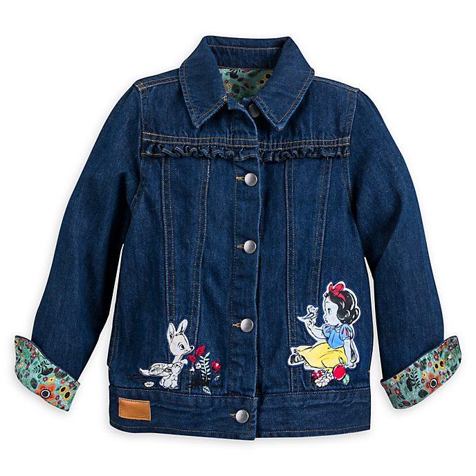 Disney Store Blouson Disney Animators en jean pour enfants