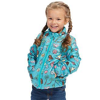 Disney Store Moana Puffer Jacket For Kids