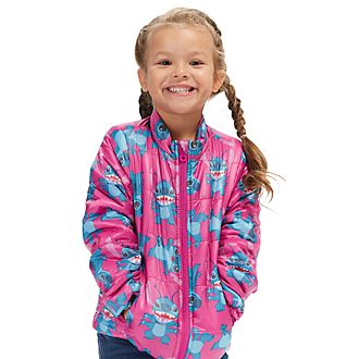 Disney Store Stitch Puffer Jacket For Kids