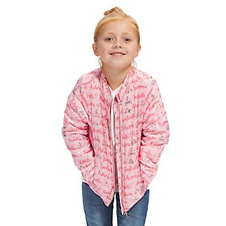Disney Store Disney Princess Puffer Jacket For Kids