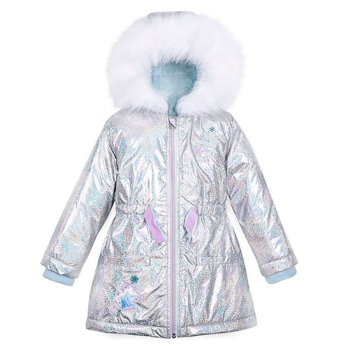 Disney Store Frozen 2 Coat For Kids