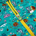 Disney Store Lady and the Tramp Furrytale Friends Raincoat For Kids