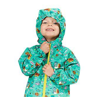 Impermeabile bimbi Furrytale Friends Lilli e il Vagabondo Disney Store