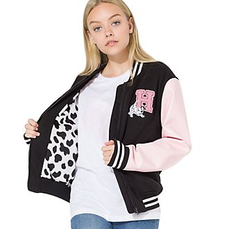 Hype 101 Dalmatians Varsity Jacket For Kids