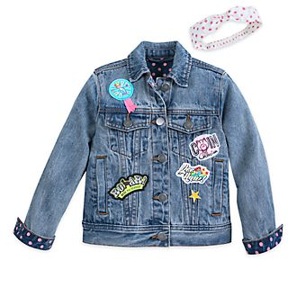 Disney Store Toy Story 4 Denim Jacket For Kids