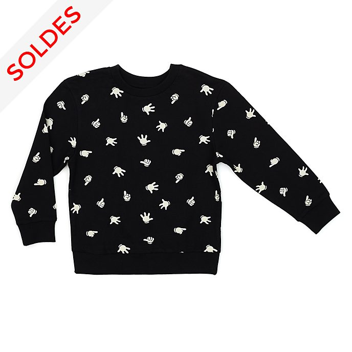 Disney Store Sweatshirt Mickey Mouse pour enfants
