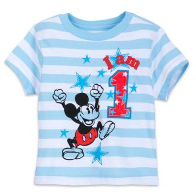Micky Maus - T-Shirt für Kinder mit der Aufschrift I am ...