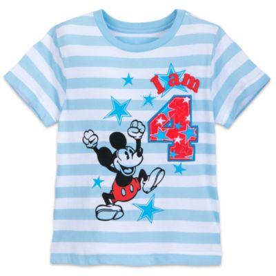Maglietta bimbi I am... numero Topolino