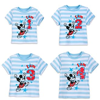 "T-shirt pour enfants ""I Am"" Mickey Mouse"