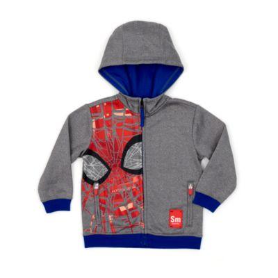 Sudadera infantil con capucha Spider-Man