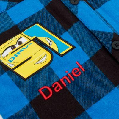 Camisa infantil Disney Pixar Cars