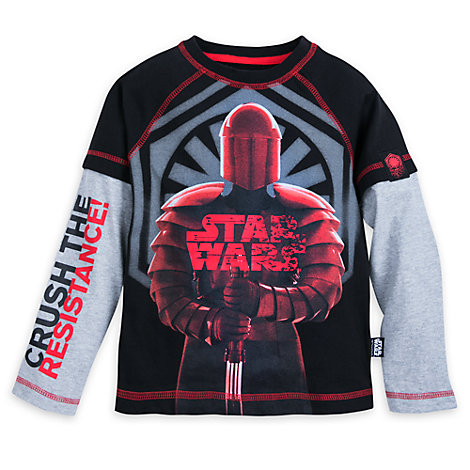 Maglietta bimbi Star Wars: Gli Ultimi Jedi