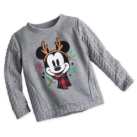 Share the Magic - Micky Maus - Sweatshirt für Kinder