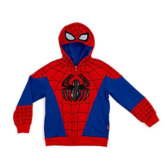 Disney Store Sweat à capuche costume Spider-Man pour enfants