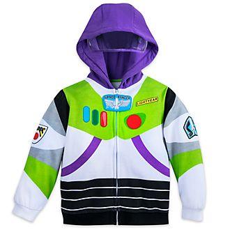 Sudadera infantil con capucha Buzz Lightyear tipo disfraz, Disney Store