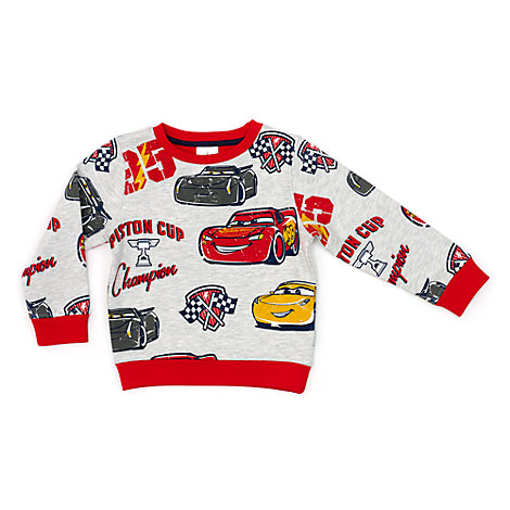 Disney Pixar Cars 3 Sweatshirt For Kids