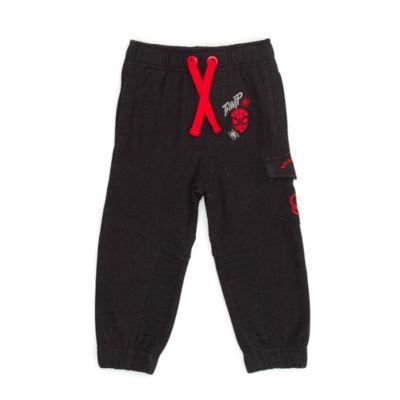 Conjunto infantil camiseta y pantalón chándal Spider-Man
