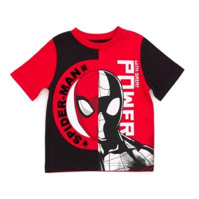 Camiseta infantil Spider-Man