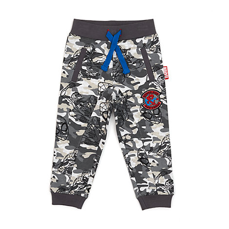 Spider-Man - Camouflage-Jogginghose für Kinder