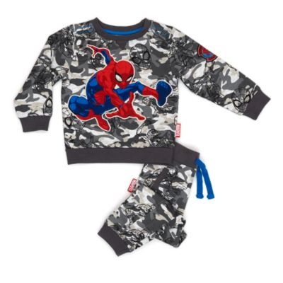 Spider-Man Camouflage Sweatshirt For Kids