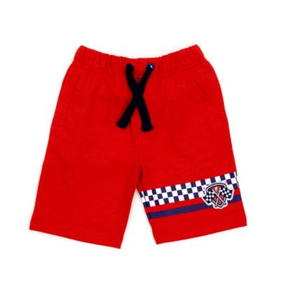 Lightning McQueen Top and Shorts Set For Kids