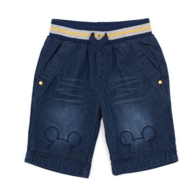Micky Maus - Set mit Oberteil und Shorts für Kinder