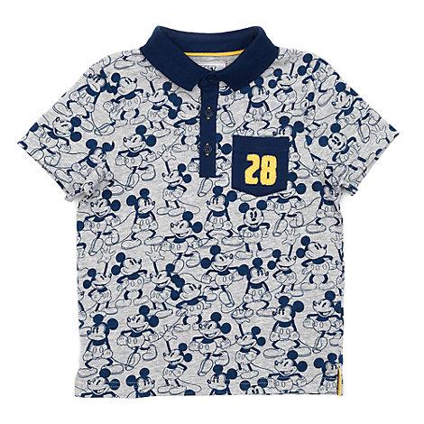 Micky Maus - Poloshirt für Kinder