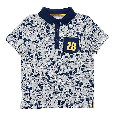 Polo infantil Mickey Mouse