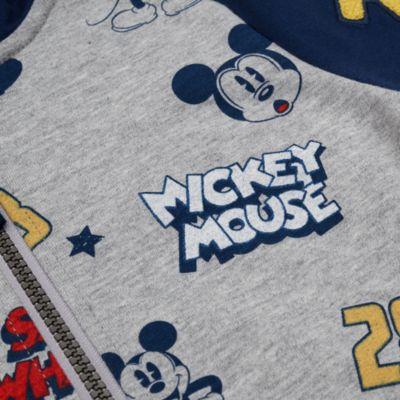 Sudadera infantil con capucha Mickey Mouse