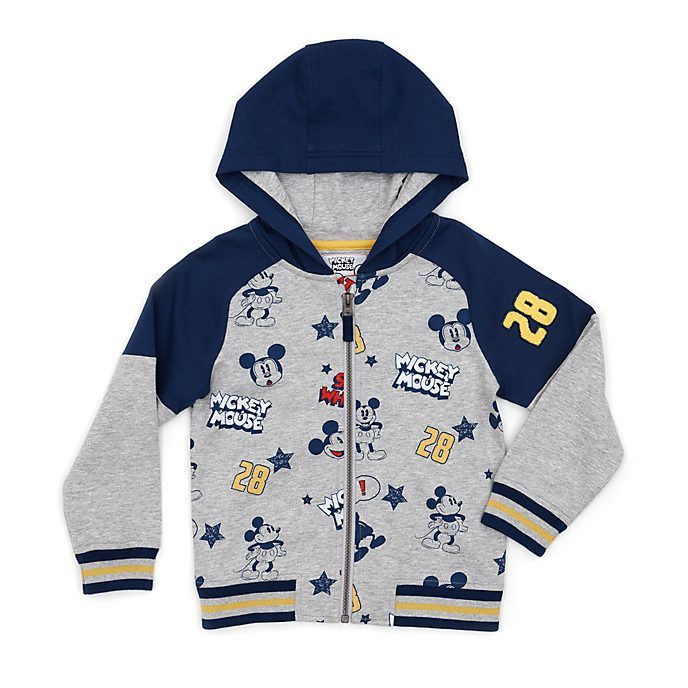 Mickey Mouse Hooded Sweatshirt For Kids