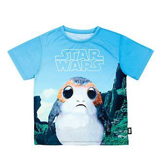 T-shirt Porg pour enfant, Star Wars: Les Derniers Jedi