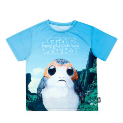 Porg T-Shirt For Kids, Star Wars: The Last Jedi