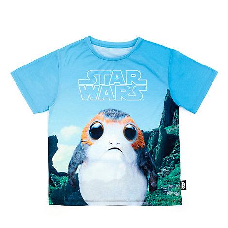 Camiseta infantil Porg, Star Wars: Los últimos Jedi