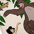 Das Dschungelbuch - T-Shirt für Kinder