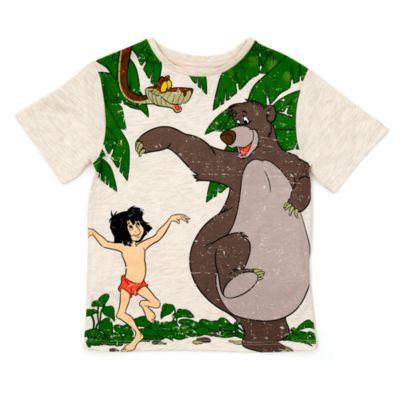 Camiseta infantil El Libro de la Selva
