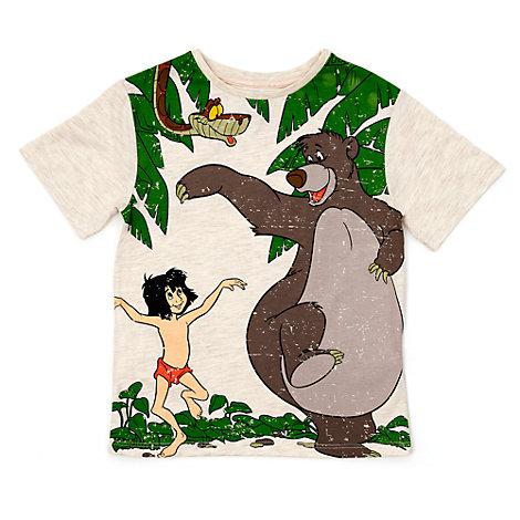 T-shirt Le Livre de la Jungle pour enfants