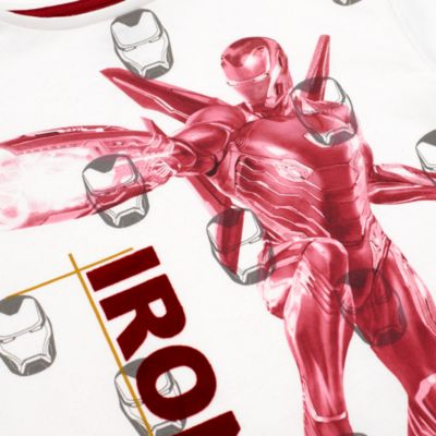 T-shirt Iron Man pour enfants