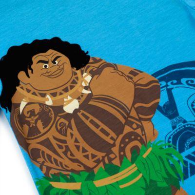 Camiseta infantil Maui