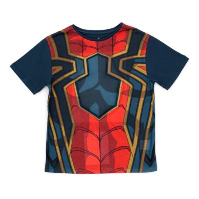 Maglietta stile costume bimbi Spider-Man, Avengers: Infinity War