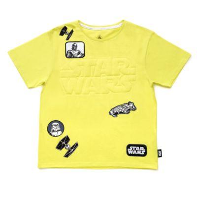 Camiseta infantil Star Wars
