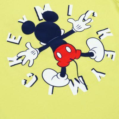 T-shirt Mickey Mouse à poche pour enfants