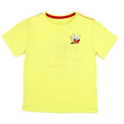 Maglietta bimbi con taschino Topolino