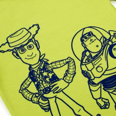 T-shirt Buzz l'Éclair et Woody pour enfants