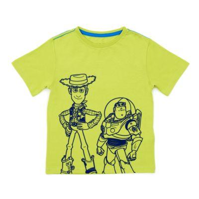 Maglietta bimbi Buzz e Woody