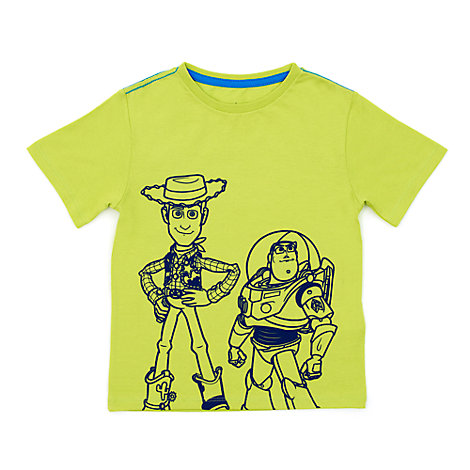 Buzz and Woody T-Shirt For Kids