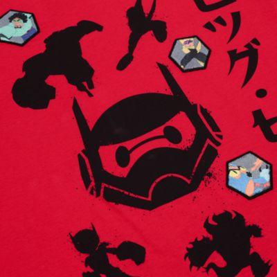 Camiseta infantil Big Hero 6