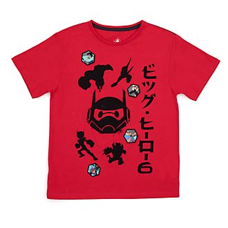 Maglietta bimbi Big Hero 6