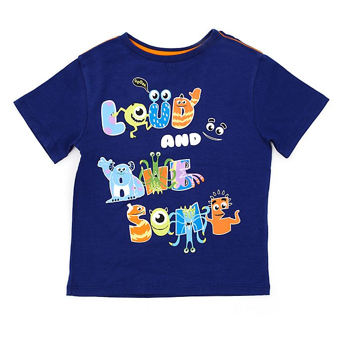 Maglietta bimbi Monsters & Co.