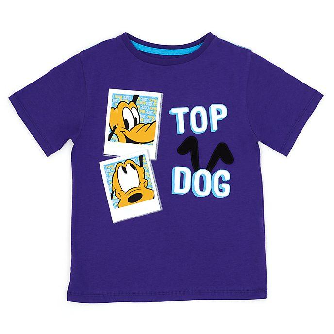 Camiseta infantil de Pluto