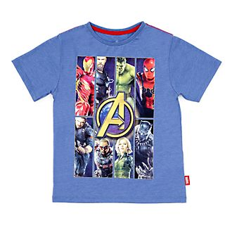 Avengers: Infinity War T-Shirt For Kids